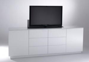 MEUBLE TV 4 PORTES b