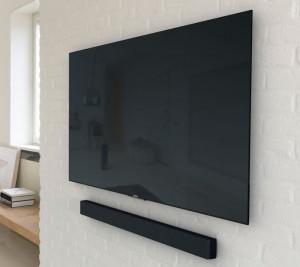 TV et barre de son SONY